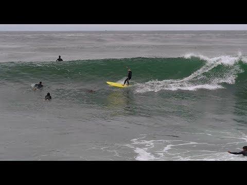 Surfing Windansea Aerial Footage 5-23-18 - UC42xIei_TibYKrOYadb-9Kw