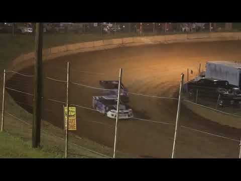 Stock 4a at Winder Barrow Speedway August 14th 2021 - dirt track racing video image