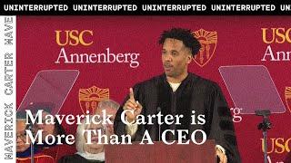 Maverick Carter's 2019 USC Commencement Speech | Annenberg School of Communication