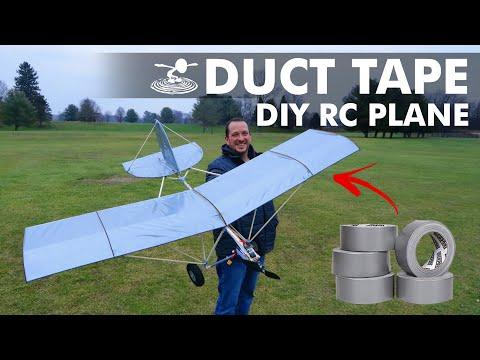 Duct Tape Plane - UC9zTuyWffK9ckEz1216noAw