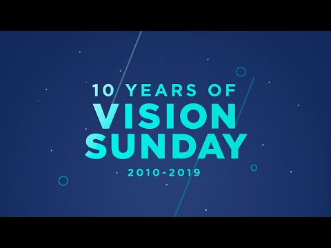Joseph Prince - 10 Years Of Vision Sunday Messages (2010 - 2019)