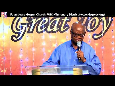 Sunday Worship Service: 22nd Dec 2019