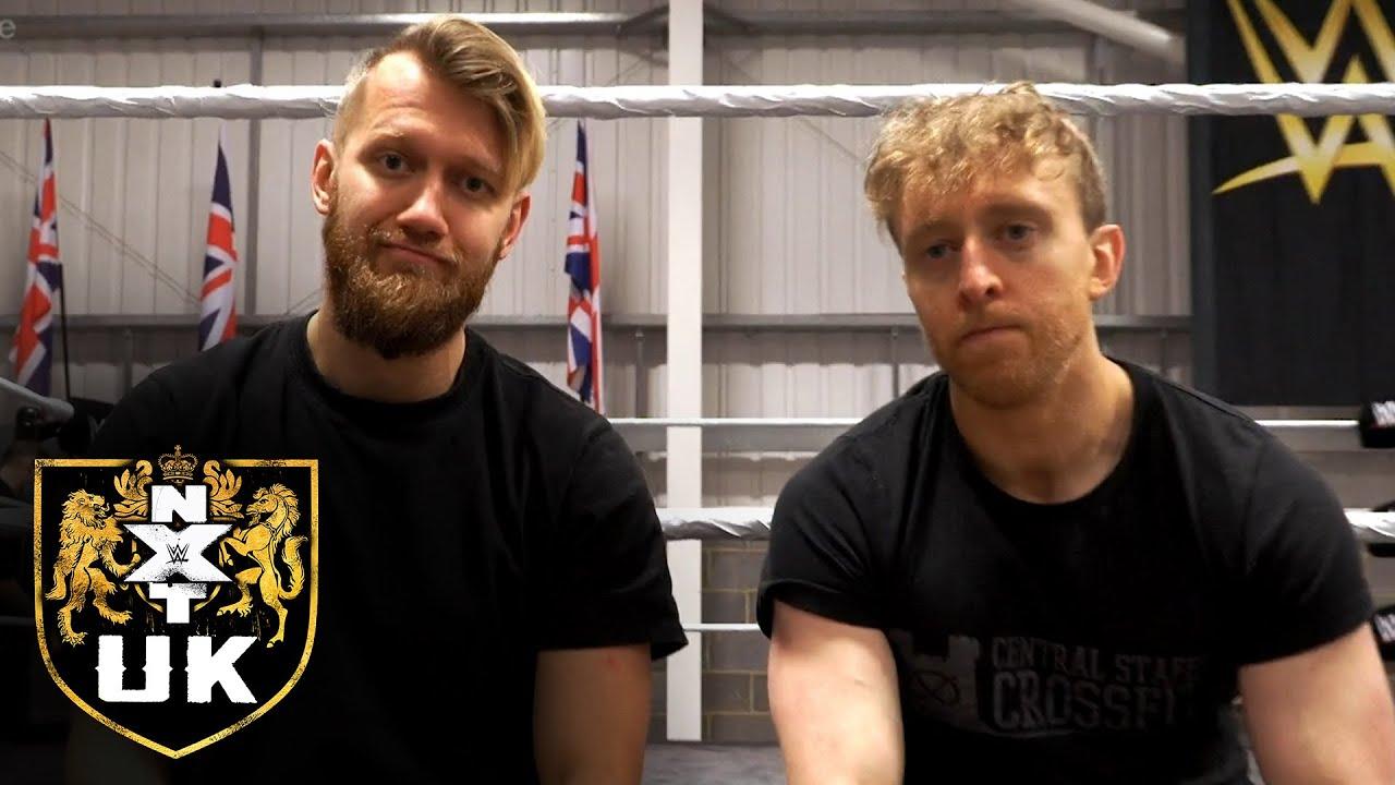 Mark Andrews & Flash Morgan Webster get back to basics with Dani Luna: NXT UK Prelude, April 8, 2021
