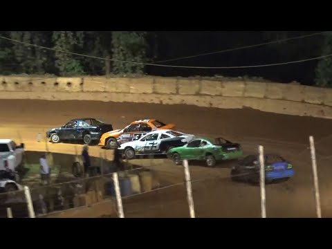 FWD at Winder Barrow Speedway September 4th 2021 - dirt track racing video image