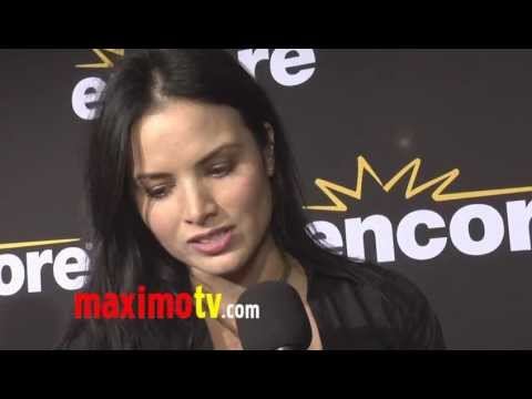 Katrina Law on Funny Pageant Stories, Comedy and Spartacus Vengeance - maximotv
