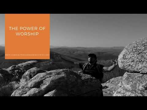 THE POWER OF WORSHIP, Daily Promise and Powerful Prayer