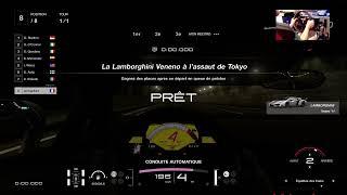 Podium racing wheel F1 - Gt Sport PS4