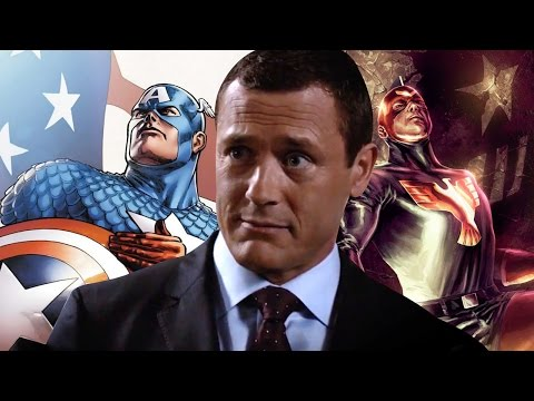Agents of Shield's New Director Compares His Character to Captain America - NYCC 2016 - UCKy1dAqELo0zrOtPkf0eTMw
