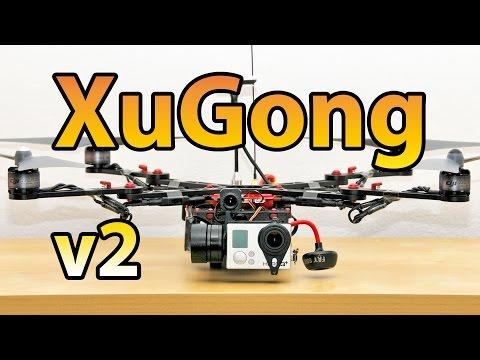 ImmersionRCs XuGong v2 pro - Unboxing, Build, Review and Testflights - UCIIDxEbGpew-s46tIxk5T3g