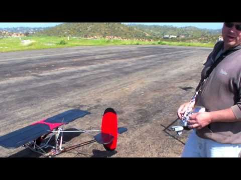 Scratch built Ultralight Aerobatics - UCZo5H7zYQQBikiQuyvWpMlg