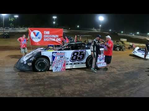 Boyds Speedway & Randy Weaver Racing - dirt track racing video image