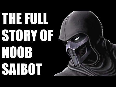 The Full Story of Noob Saibot - Before You Play Mortal Kombat 11 - UCXa_bzvv7Oo1glaW9FldDhQ