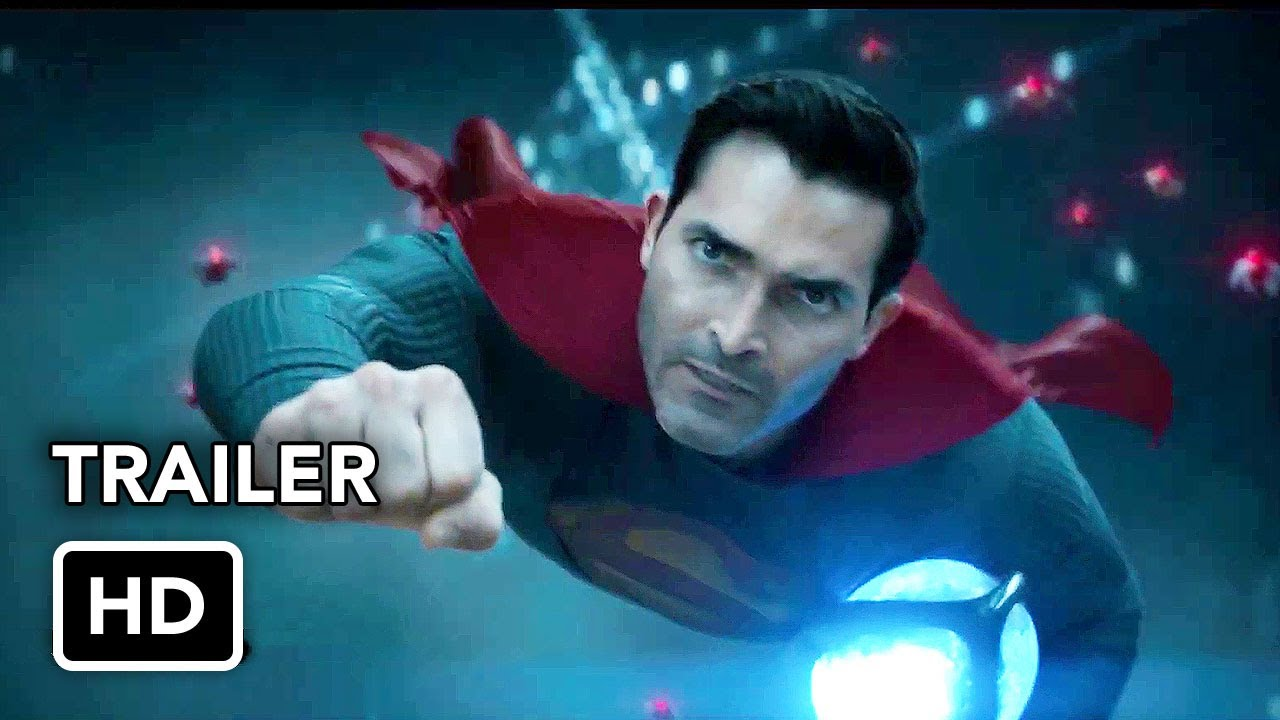 "Superman & Lois ""He Will Win"" Trailer (HD) Tyler Hoechlin superhero series Thumbnail"
