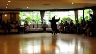 Student and Teachers Viennese Waltz Dance Show
