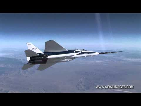 NASA Quiet Spike Supersonic Research F-15 - UCfuWmh-WTfsyVNaTy-JZr2Q