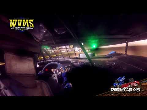 #45 Russ Frohnapfel - West Virginia Motor Speedway 4-24-21 - Steel Block - dirt track racing video image