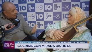 Doña Jovita y Carlos Presman llevan más humor a escena