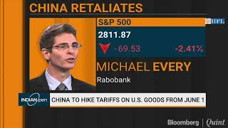 Rabobank's Michael Every On U.S.- China Tariff War Impact