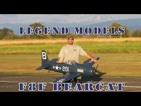 F8F Bearcat JB Hobbies Legend Models VQ Full maiden! - UCLqx43LM26ksQ_THrEZ7AcQ