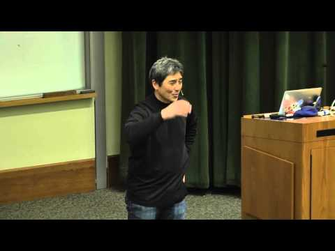 Guy Kawasaki: The Top 10 Mistakes of Entrepreneurs - UC4D2Z98caYHaSisrVog8aLA