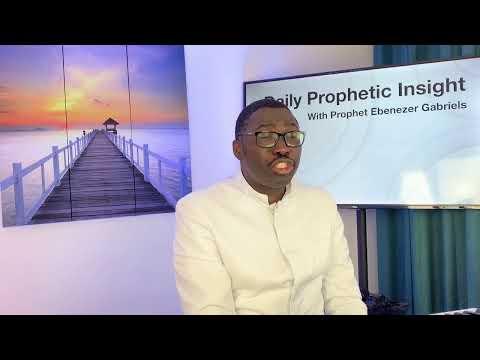 Prophetic Insight  Jun 14th, 2021