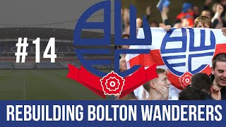 Football Manager 2019 Live Stream - Bolton Wanderers - Episode 14