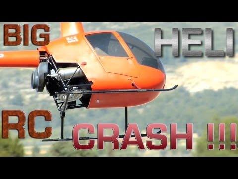BIG Helicopter RC Crash!!! - UCBx85zuCdOQLOJEYpXgxKWg