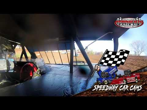 #116 Dallas Sales - B Mod - 04-11-2021 Springfield Raceway - In Car Camera - dirt track racing video image
