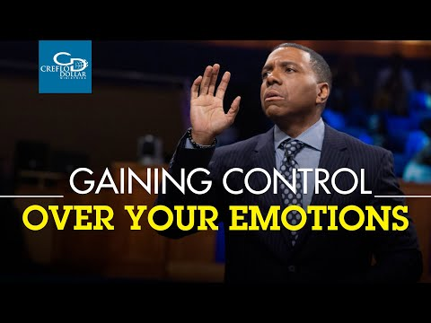 Gaining Control Over Your Emotions