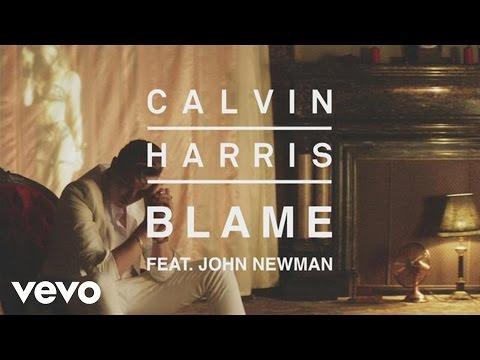 Calvin Harris Blame Audio Ft