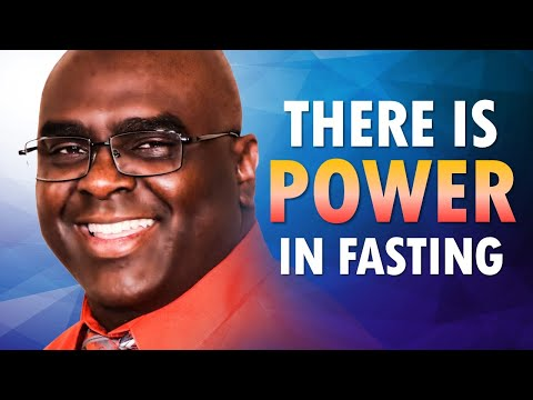 There is POWER in Fasting - Inspiration to START Your Day