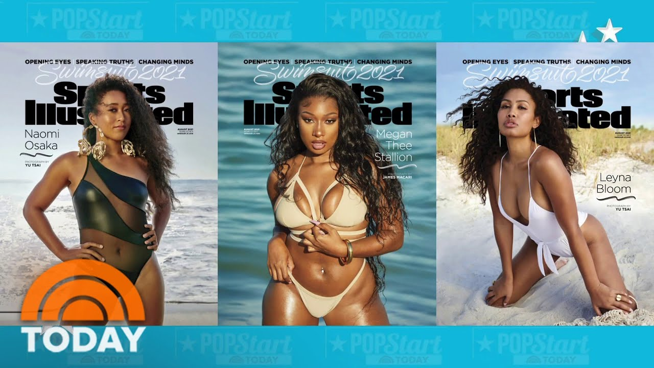 First Look At This Year's Sports Illustrated Swimsuit Issue | TODAY Talks – July 19
