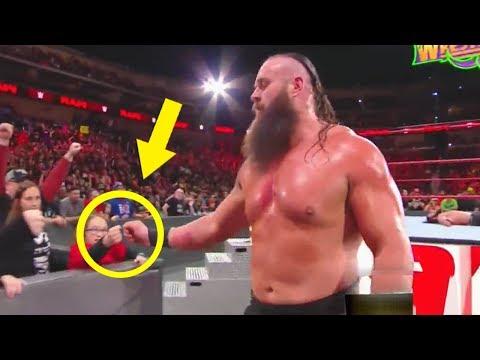 10 Times BRAUN STROWMAN Broke Character in WWE - UCwrO6ZqsvGKmD2fnLVP4ElQ
