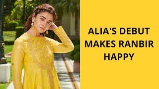 Alia Bhatt's Debut Single Prada Has Beau Ranbir, Karan Johar And Badshah Gushing With Happiness