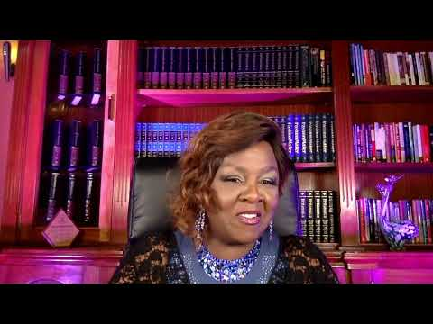 LIVING WITH PASSION  MORNING GLORY WITH REV KATHY KIUNA II 08.06.2021