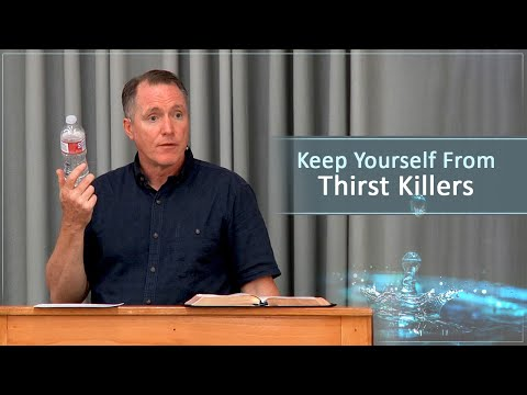 Keep Yourself From Thirst Killers - Tim Conway