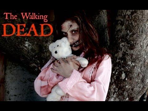 The Walking Dead:  Zombie Little Girl Tutorial - UCo5zIpjl2OQkYatd8R0bDaw