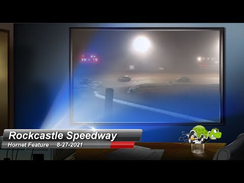 Rockcastle Speedway - Hornet Feature - 8/27/2021 - dirt track racing video image