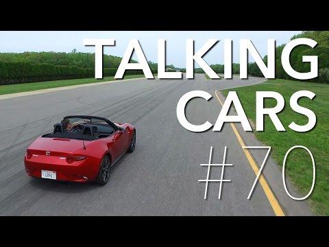 Talking Cars with Consumer Reports #70: Mazda MX-5 and CX-3; Honda Pilot | Consumer Reports - UCOClvgLYa7g75eIaTdwj_vg