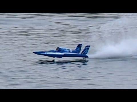 RC Hydroplane Powerboat 130 Kmh Speedboat Überschlag Modelship Crash Edderitz 2015 *1080p50fpsHD* - UCH6AYUbtonG7OTskda1_slQ