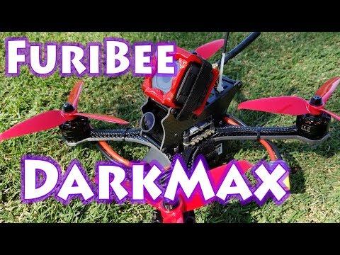 FuriBee DarkMax FPV Racing Drone Review ⭐ - UCnJyFn_66GMfAbz1AW9MqbQ