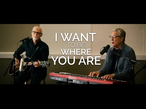 I Want to Be Where You Are - Don Moen  An Evening of Hope Concert