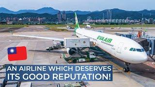 TRIPREPORT | EVA Air (ECONOMY) | Airbus A330-300 | Tokyo Haneda - Taipei Songshan