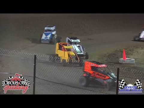 Senior Feature - Circus City Speedway 5/15/21 - dirt track racing video image