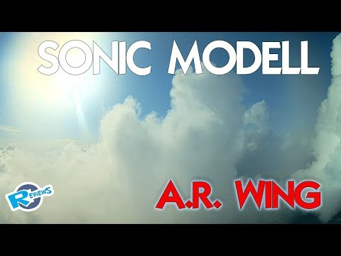 SonicModell ARWing - Up in the SKY - above the clouds - UCv2D074JIyQEXdjK17SmREQ
