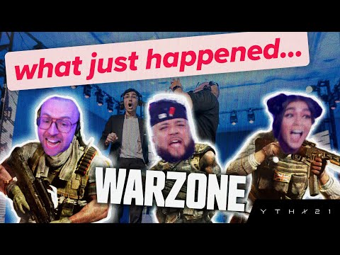 The Warzone Win you never saw coming...  Elevation YTH