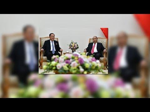 Thủ tướng Việt Nam nói sẵn sàng đăng cai thượng đỉnh Trump-Kim