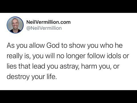 The Reality Of Who I Am - Daily Prophetic Word