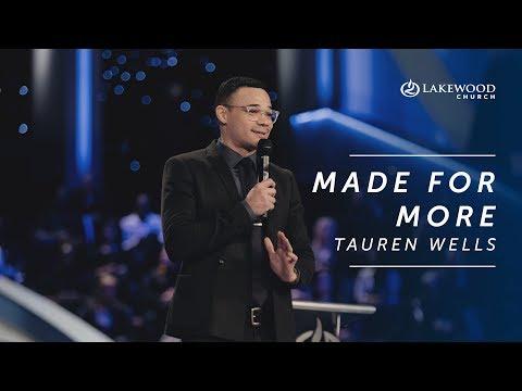 Tauren Wells - Made For More