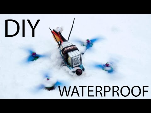 How to Waterproof Electronics (the clean way) - UCcIbMAd5E6cOaJRuIliW9Lw